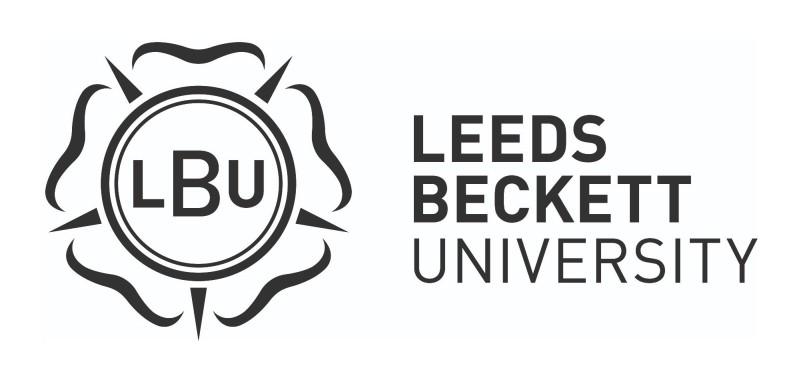 Partner Introduction Leeds Beckett University The Image Project